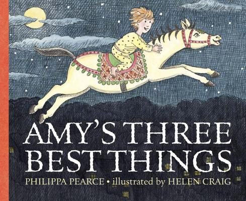 Amy's Three Best Things By Pearce, Philippa/ Craig, Helen (ILT)